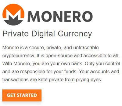 Monero Private Digital Currency