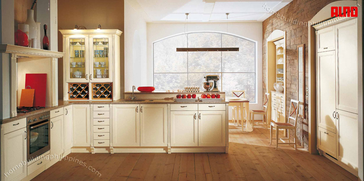 Kitchen Style Design Idea Storage Cabinets Philippines