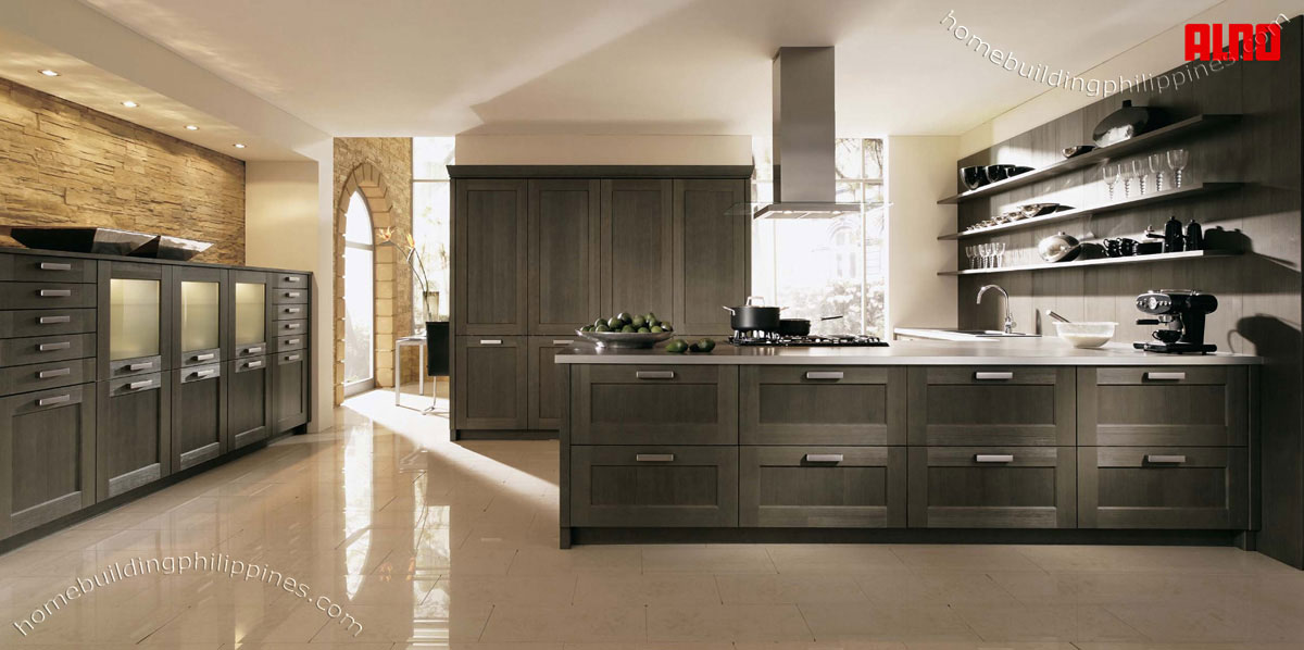 Kitchen design idea storage cabinets philippines for Alno kitchen cabinets