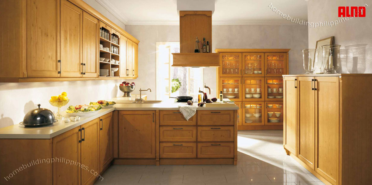 Kitchen storage cabinet designs layout philippines for Modern kitchen design philippines