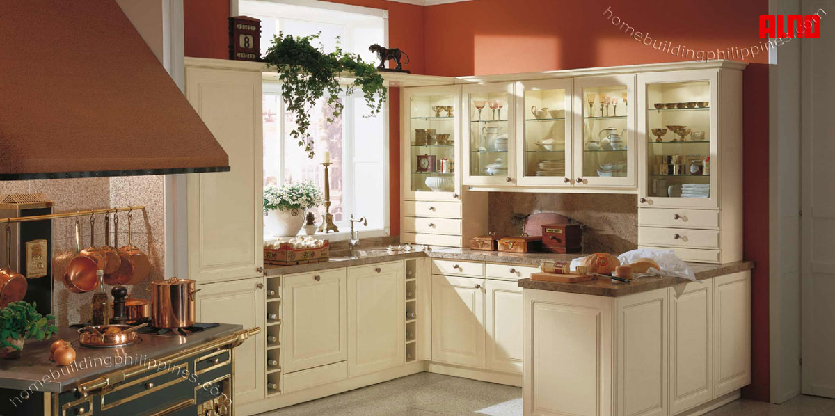 Kitchen design layout cabinetry plan philippines for Philippine kitchen designs