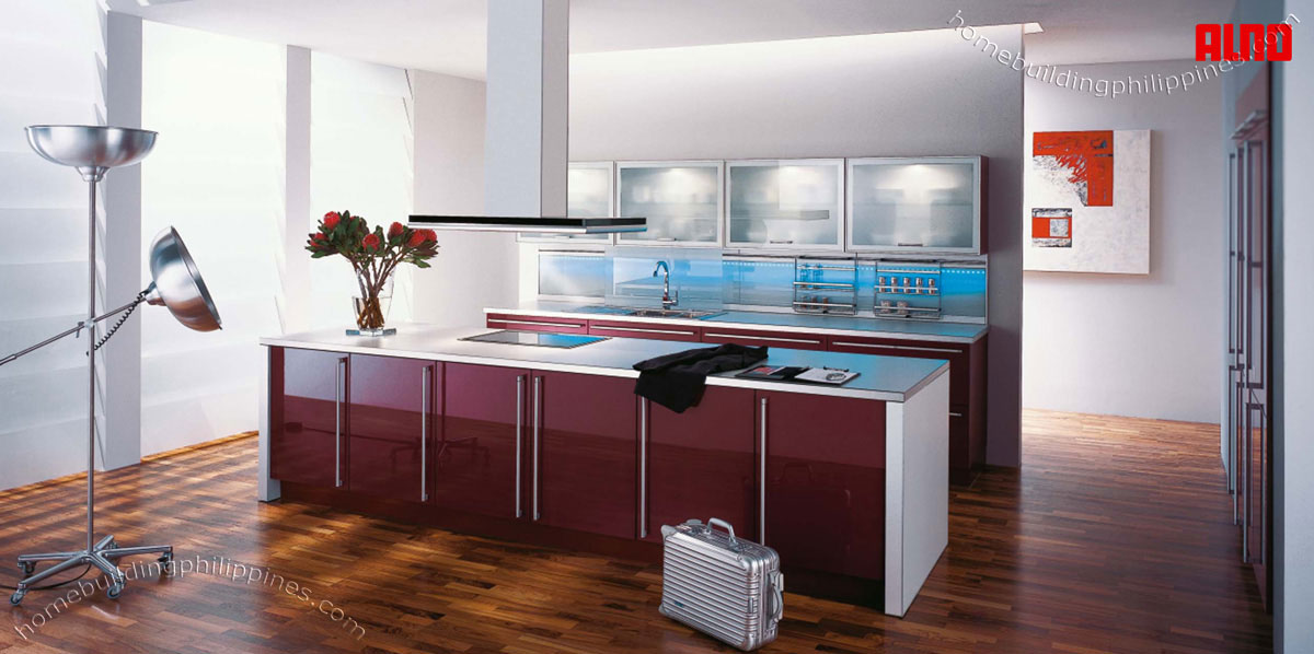 Kitchen design pictures kitchen ideas photos philippines for Philippine kitchen designs