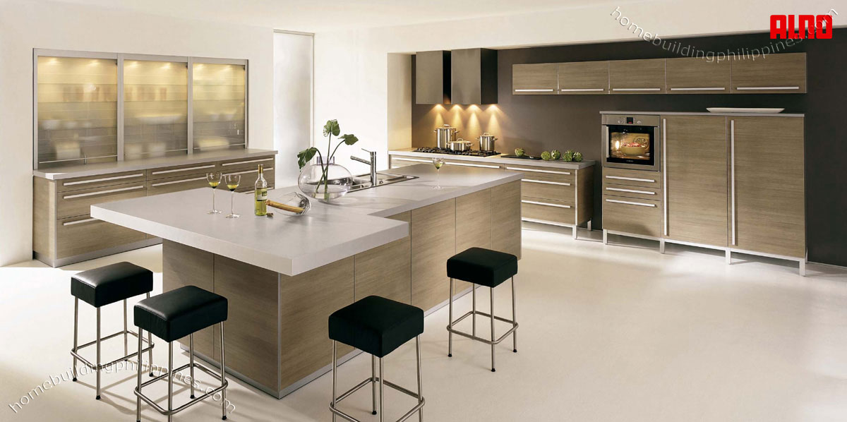 Environment Friendly Energy Saving Kitchen Design Philippines
