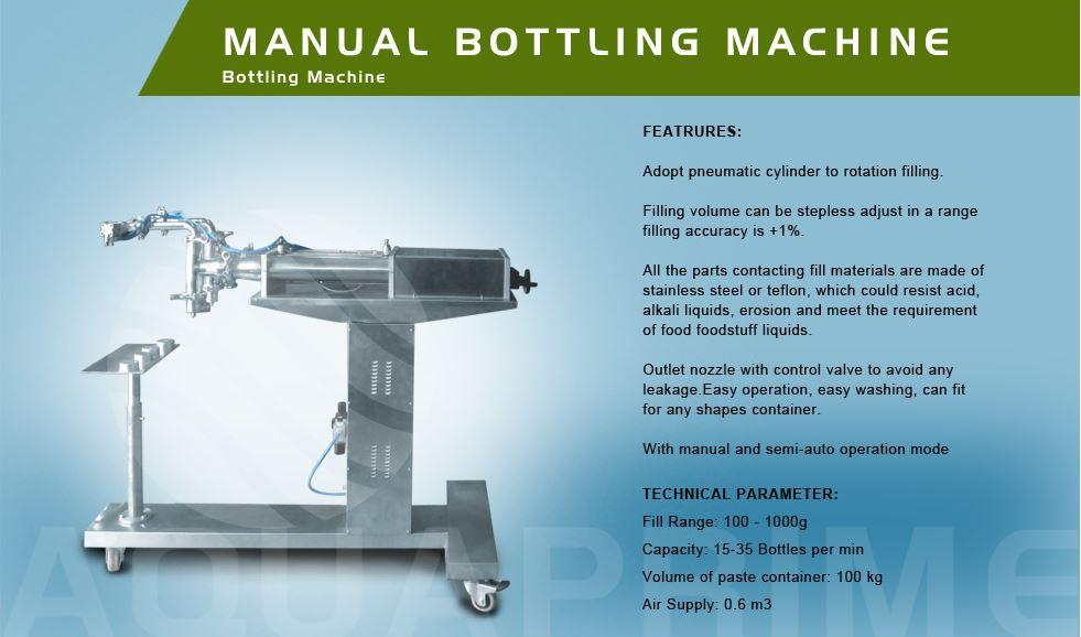 Water Bottling Machine Philippines