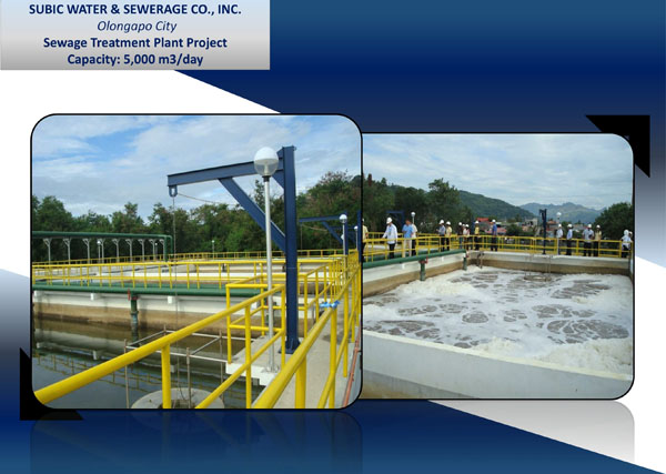 Sewage, Wastewater Treatment in the Philippines