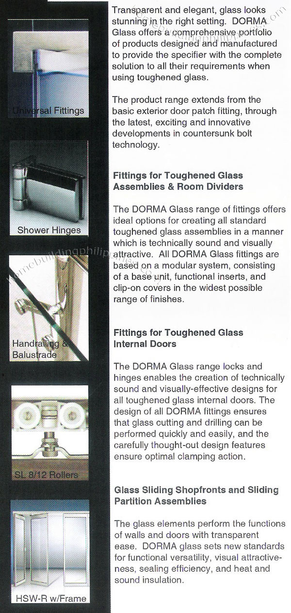 Glass Fittings Amp Accessories For Room Dividers Internal