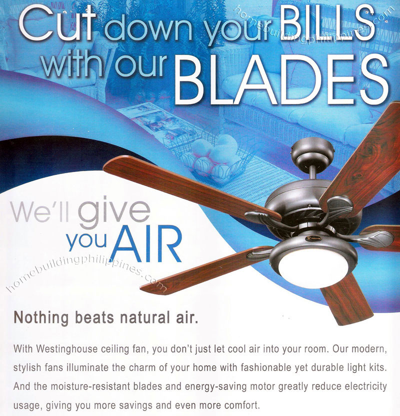 Westinghouse ceiling fan philippines westinghouse ceiling fan aloadofball Image collections