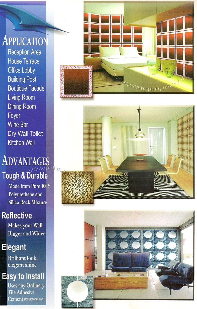Decorative Tiles Decorative Ceiling Tiles Philippines