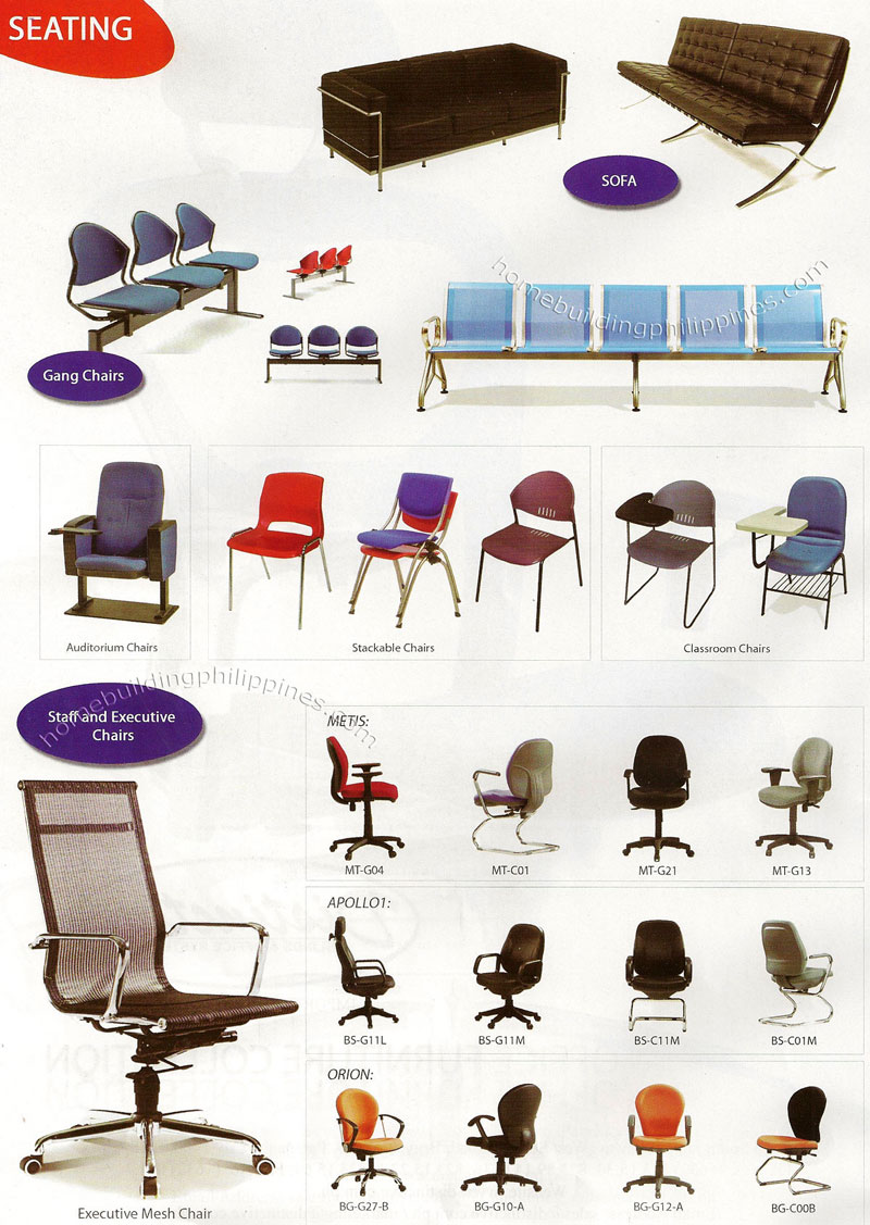 Office Seating Sofa Gang Chairs Auditorium Chairs