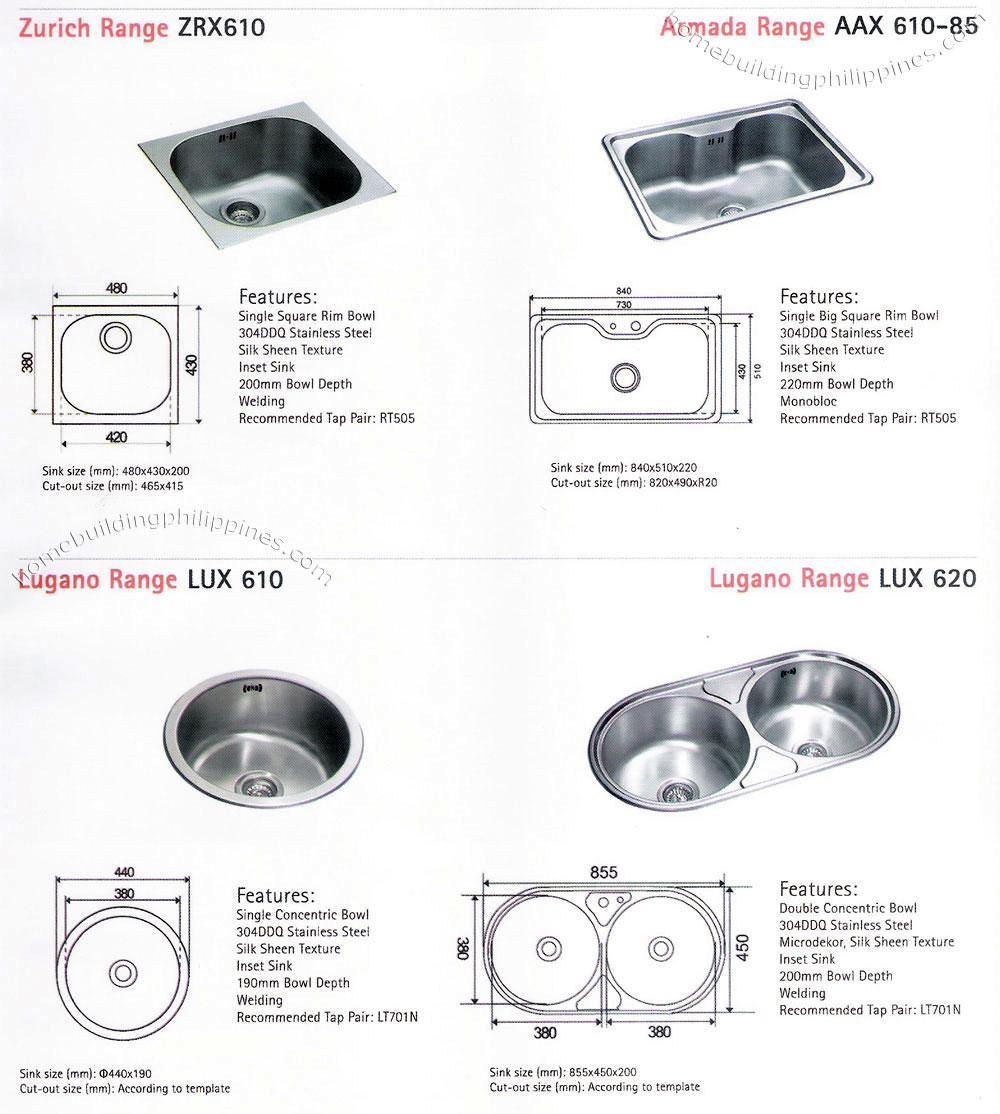 Kitchen Sinks By Franke Philippines