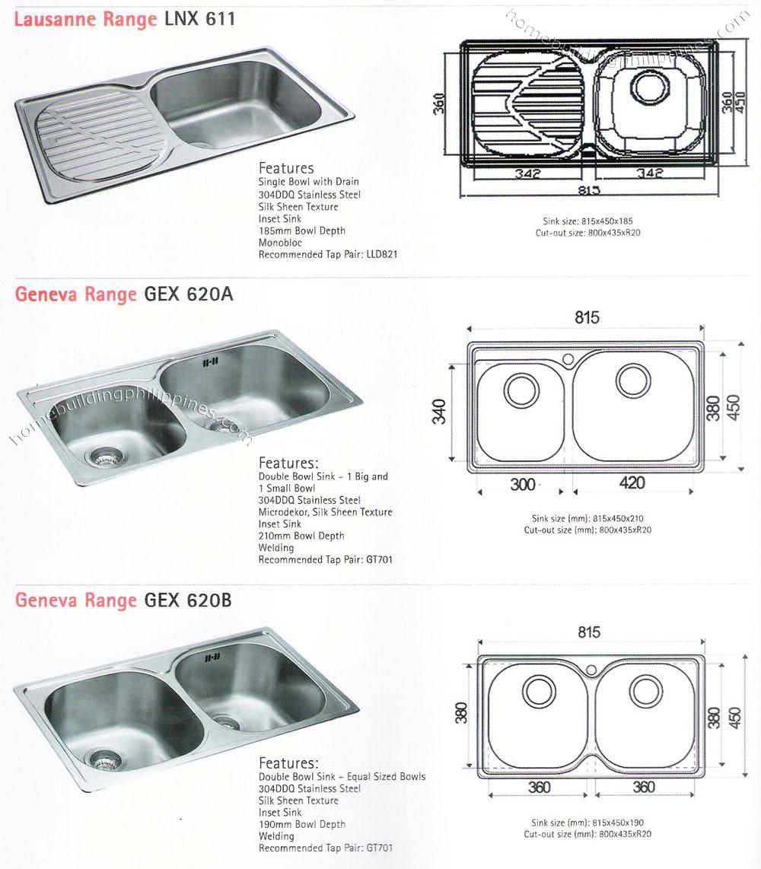 Kitchen Sink Philippines