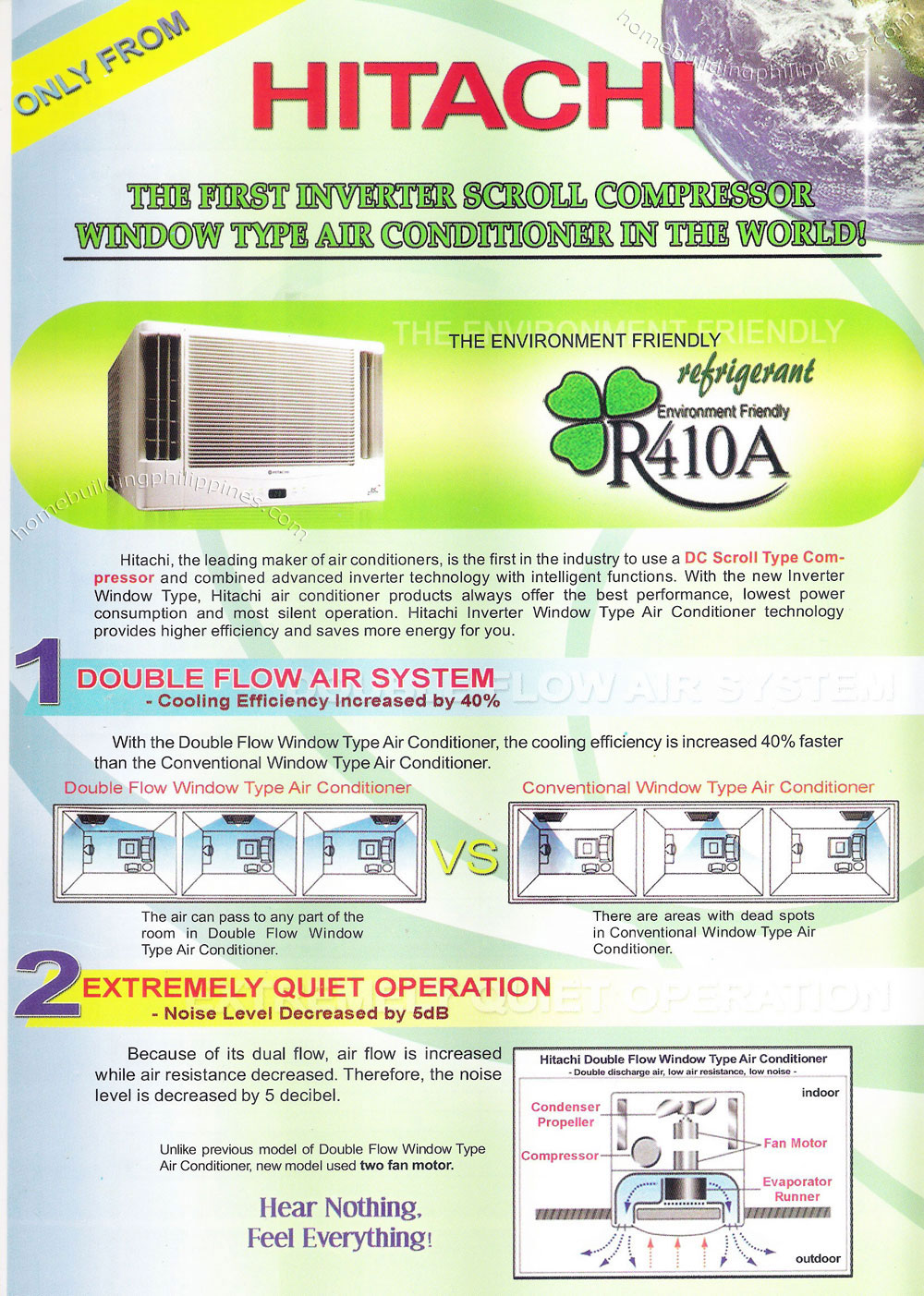 Air Conditioning Systems By Hitachi Philippines