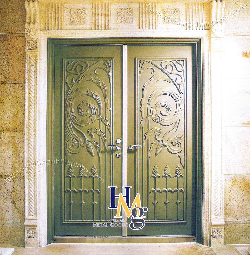 steel door by hsiang metal goods