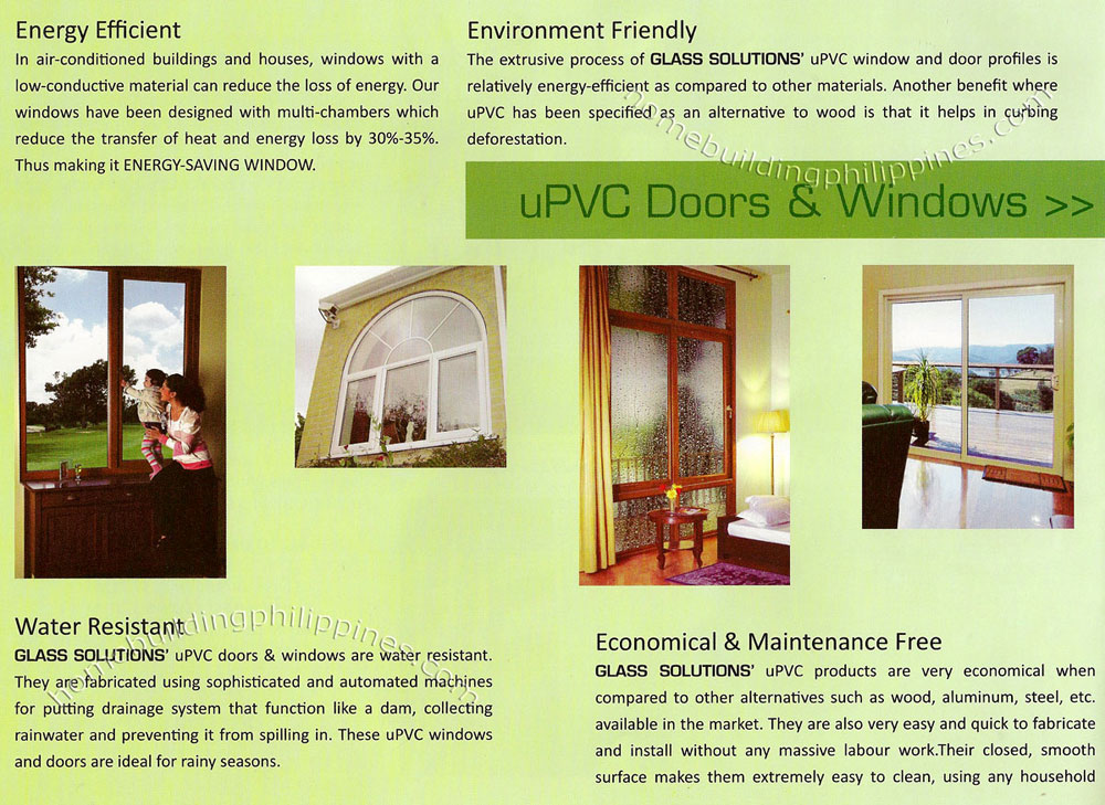 Energy efficient glass windows philippines for Energy efficient glass windows