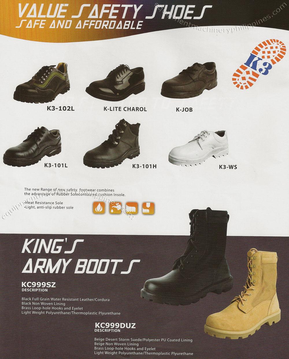 Kings Safety Shoes Distributor Philippines - Style Guru Fashion Glitz Glamour Style Unplugged
