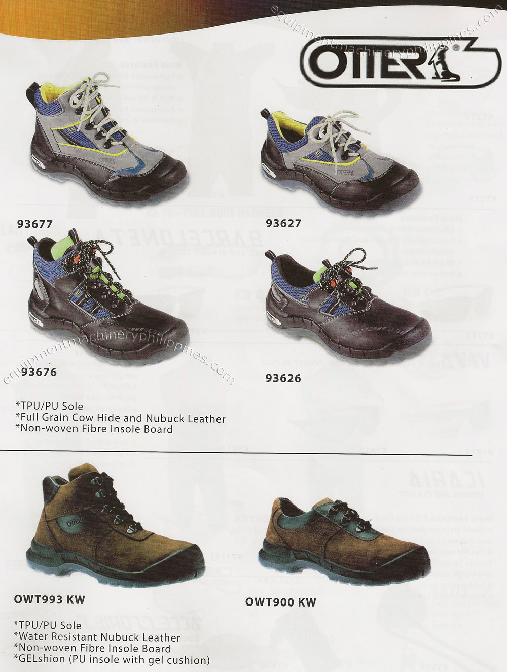 Otter Safety Shoes Philippines