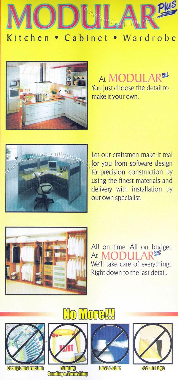 Modular Kitchen Cabinet Maker Philippines