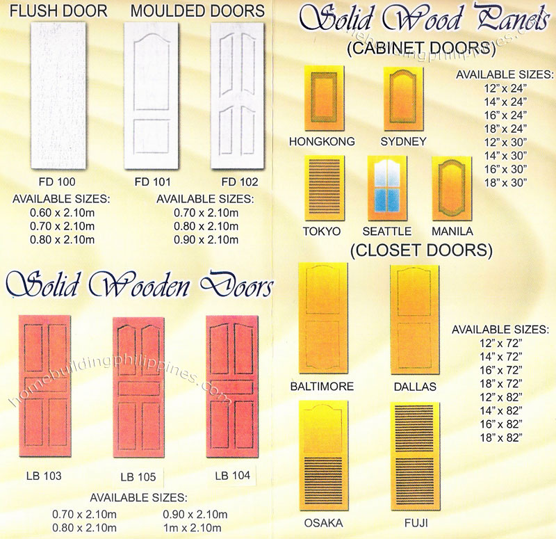 Kitchen Cabinet Door Supplier Philippines Home