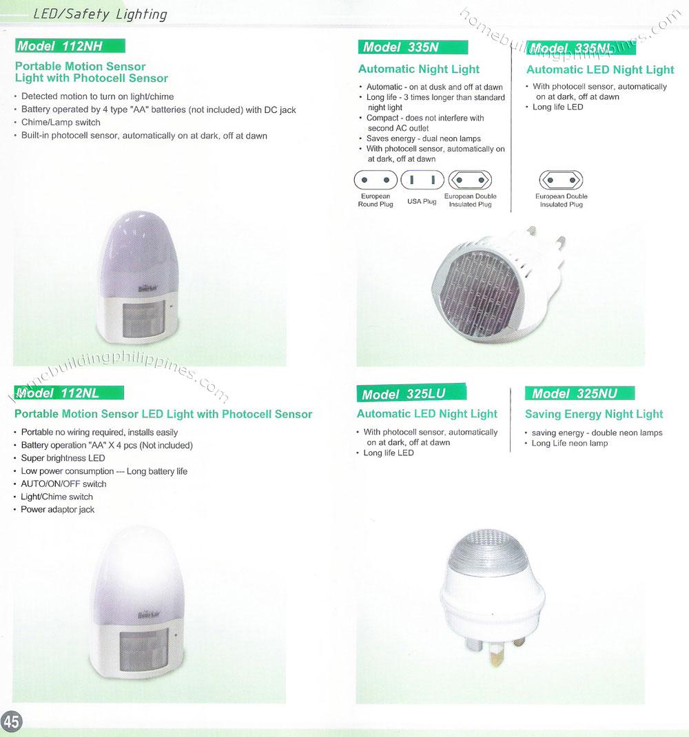 Automatic led energy saving night lamp - Automatic Led Energy Saving Night Lamp 48