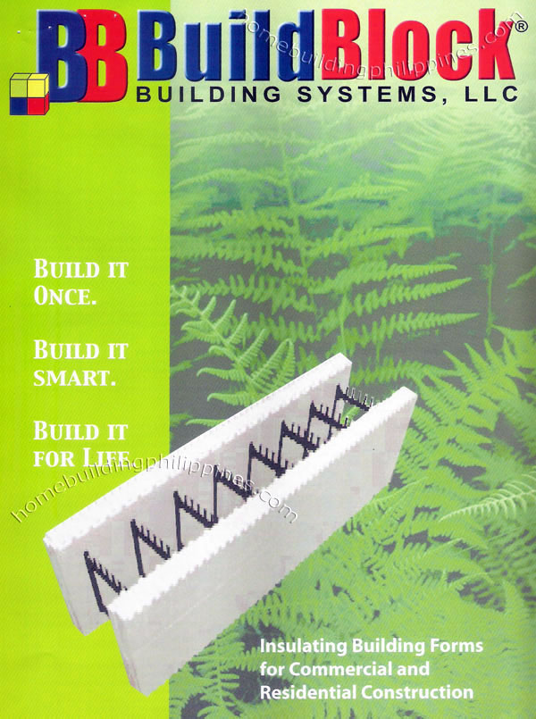 Buildblock Insulating Building Concrete Forms Icf By