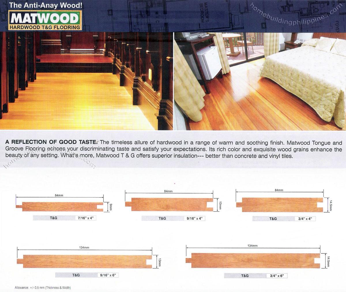 Hardwood Flooring Tongue Amp Groove Wood Flooring Philippines