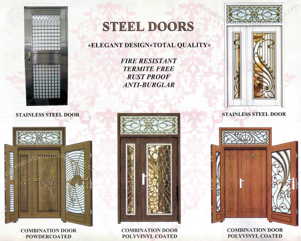 Shinkozan Stainless Steel Door Philippines