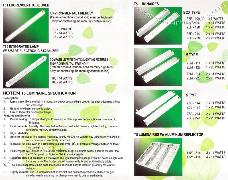Lighting Fixtures Companies Philippines - Lighting Designs