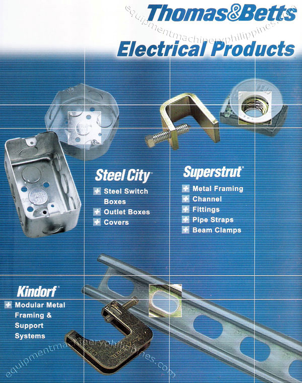 Thomas and Betts Electrical Products Philippines