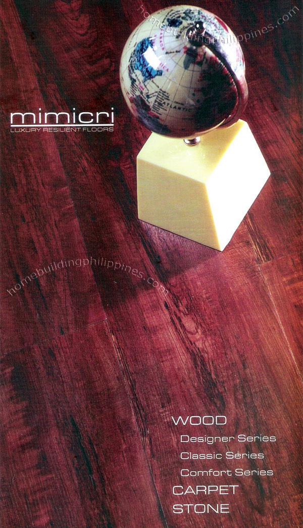 Apo Mimicri Luxury Resilient Floors Philippines