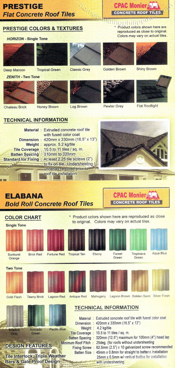 Flat Concrete Roof Tiles Bold Roll Concrete Roof Tiles