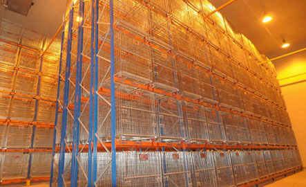 Food Processing, Cold Storage, Racking System Installer