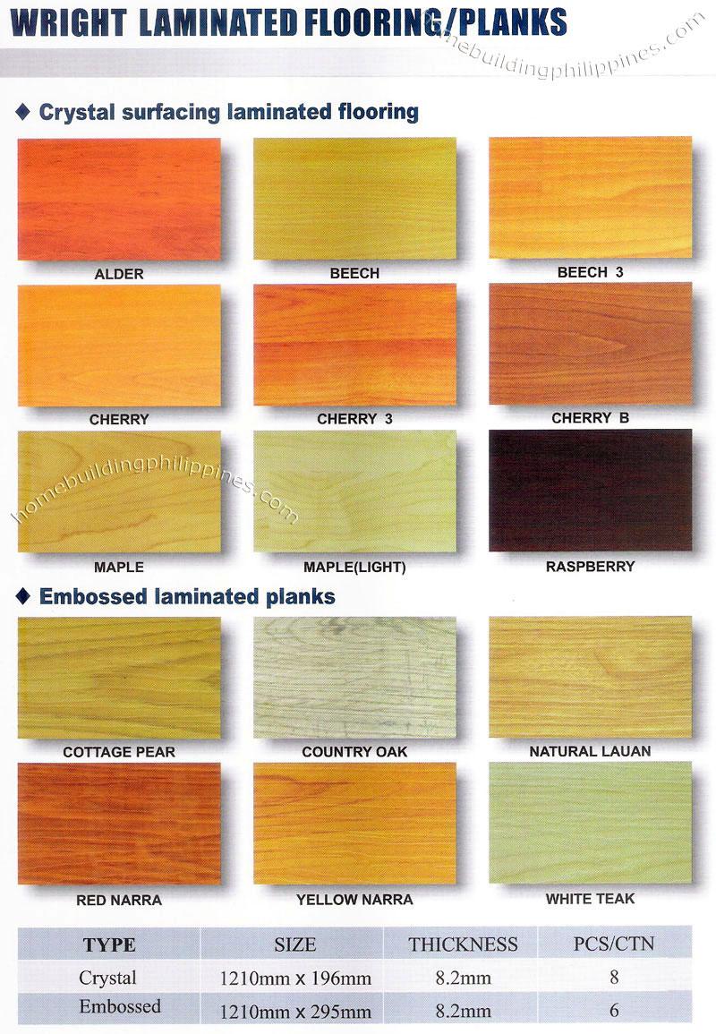 Laminate wood plank hdf floor installation philippines for Laminate flooring philippines