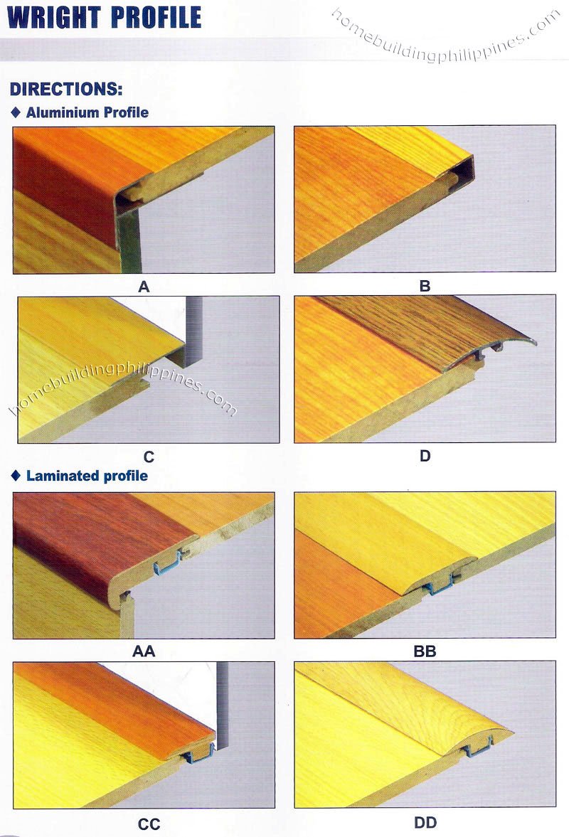 Wood laminate floor installation instruction philippines for Laminate flooring philippines