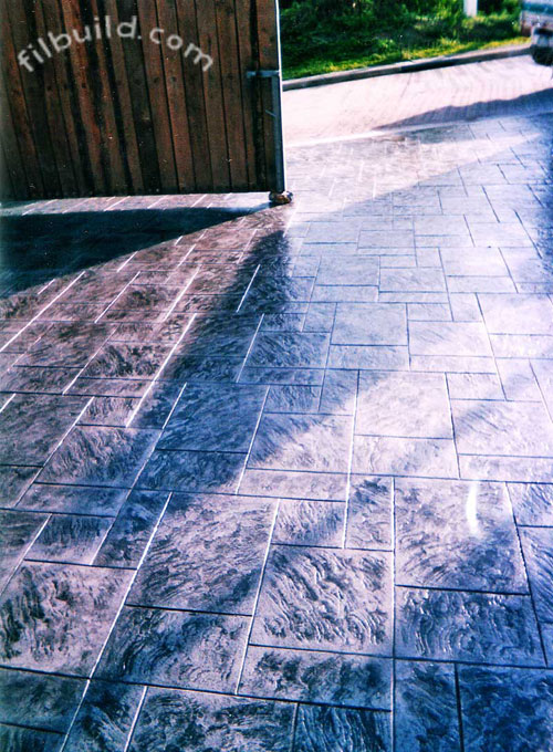 Decorative Concrete Flooring Systems By Adco Blue Philippines