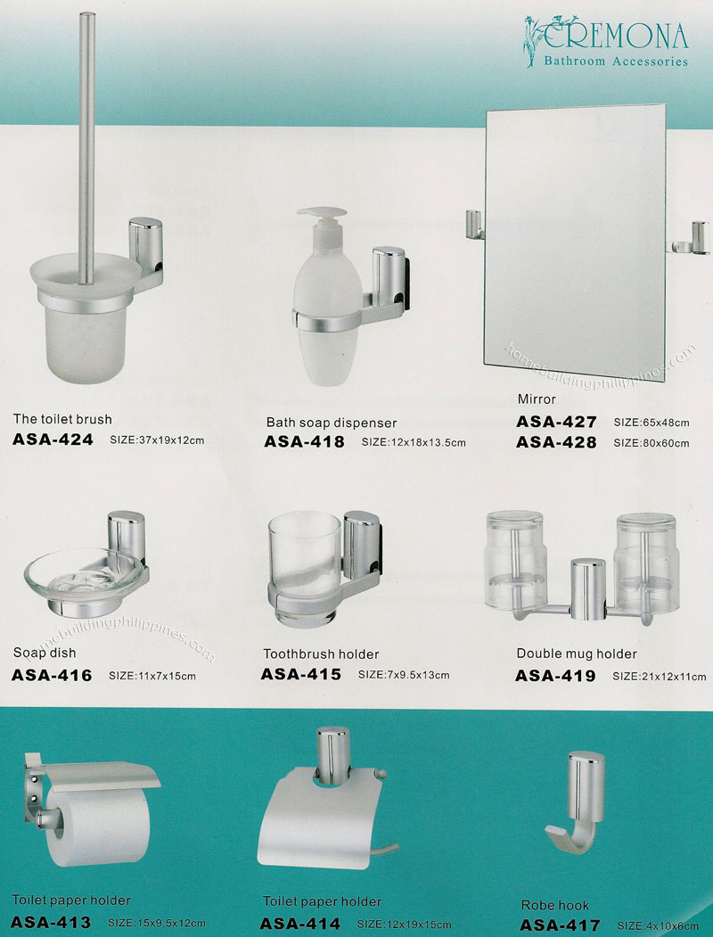bathroom accessories philippines