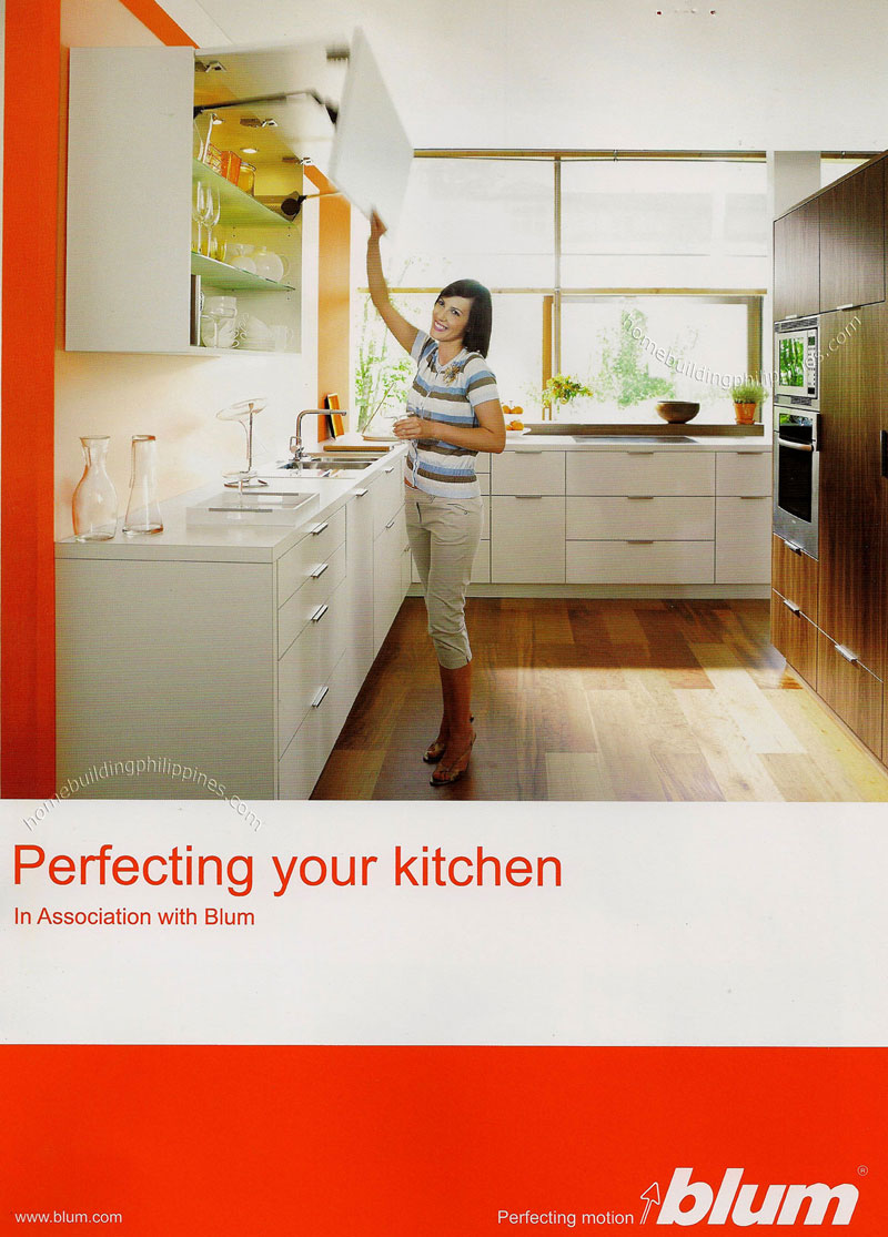 Blum Kitchen Functionality and Design