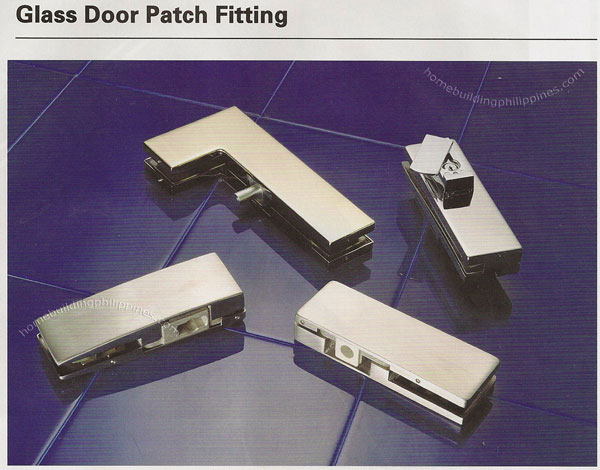 Glass Door Patch Fitting