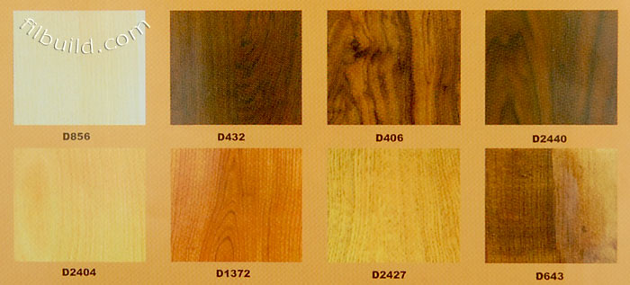 Kronotex laminates consist of at least four stable layers which ensure ...