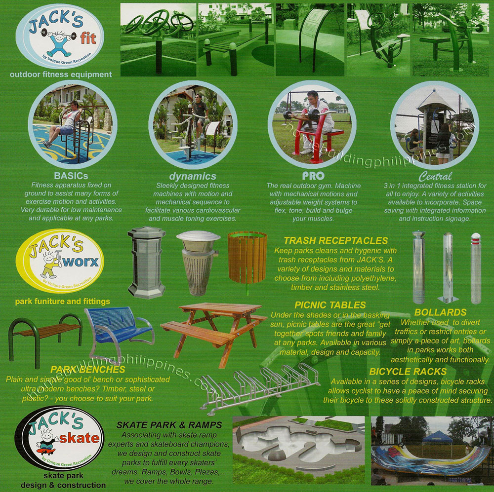 03 jacks fit outdoor fitness equipment jacks worx park furniture and
