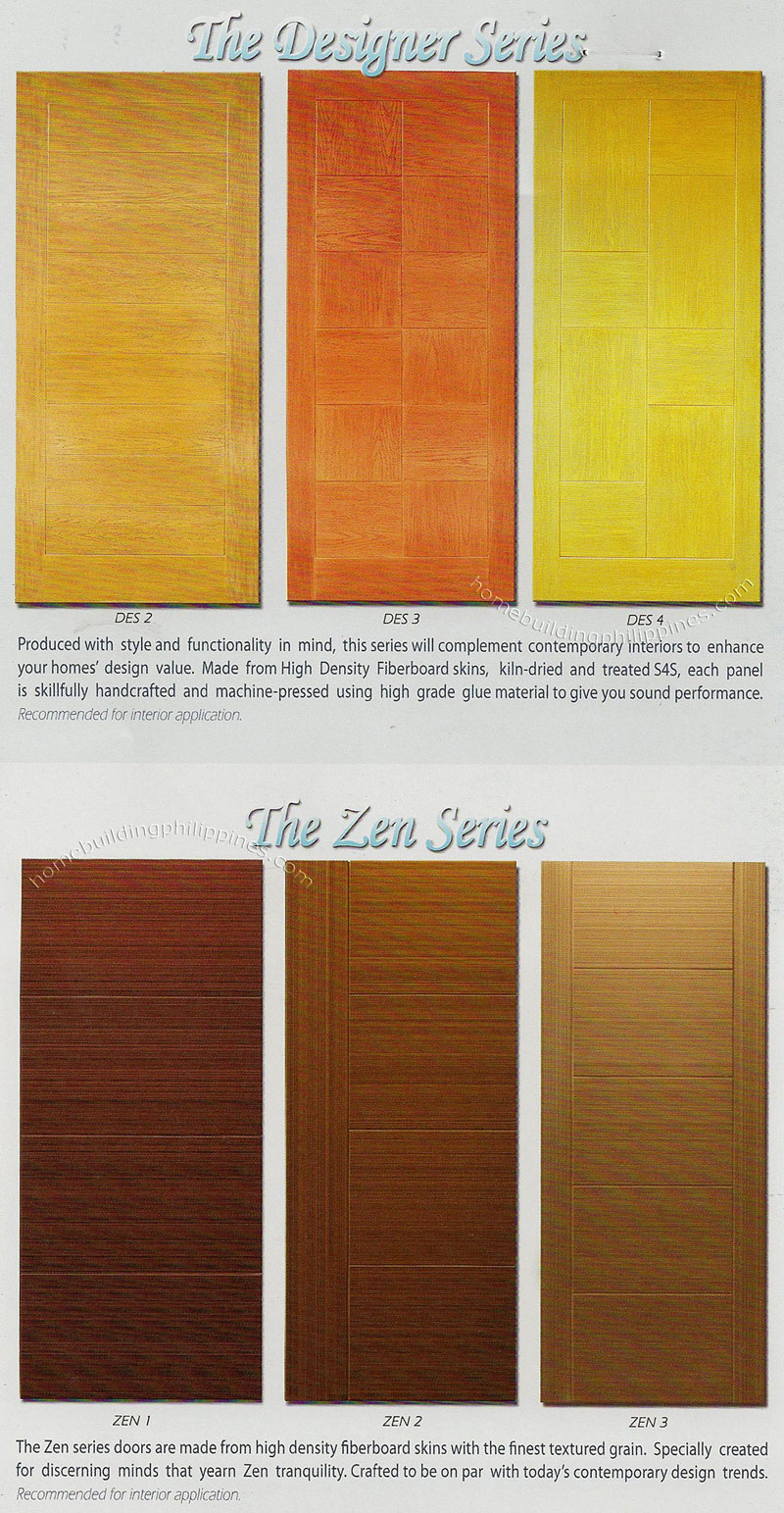 Molded Door Designer Series Zen Series & Door Designer Series Zen Series Pezcame.Com