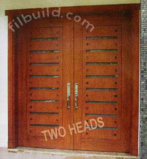 Custom-Made, Original Design Doors by Two Heads Philippines