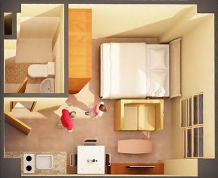 Baguio Student Condominium at North Cambridge by Goshen Land