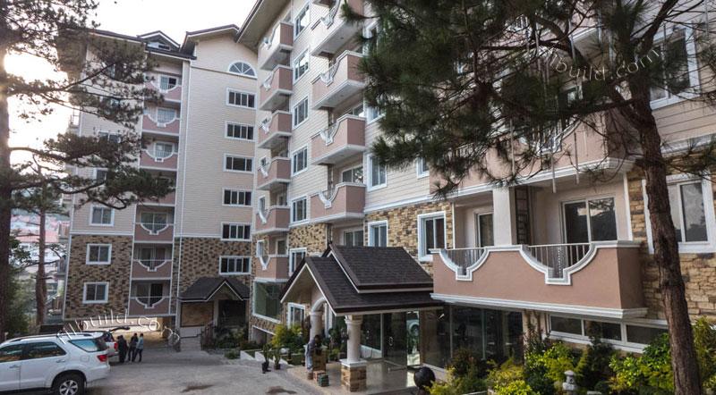 Baguio Condos at Bonbel Condominium by Woori Construction