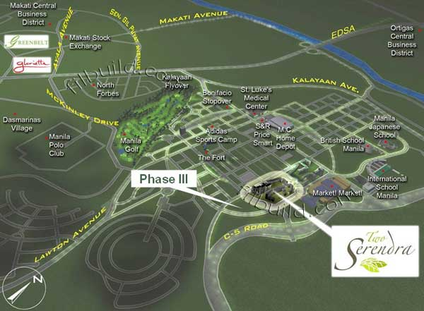 Condo Sale At Serendra In Fort Bonifacio Global City By