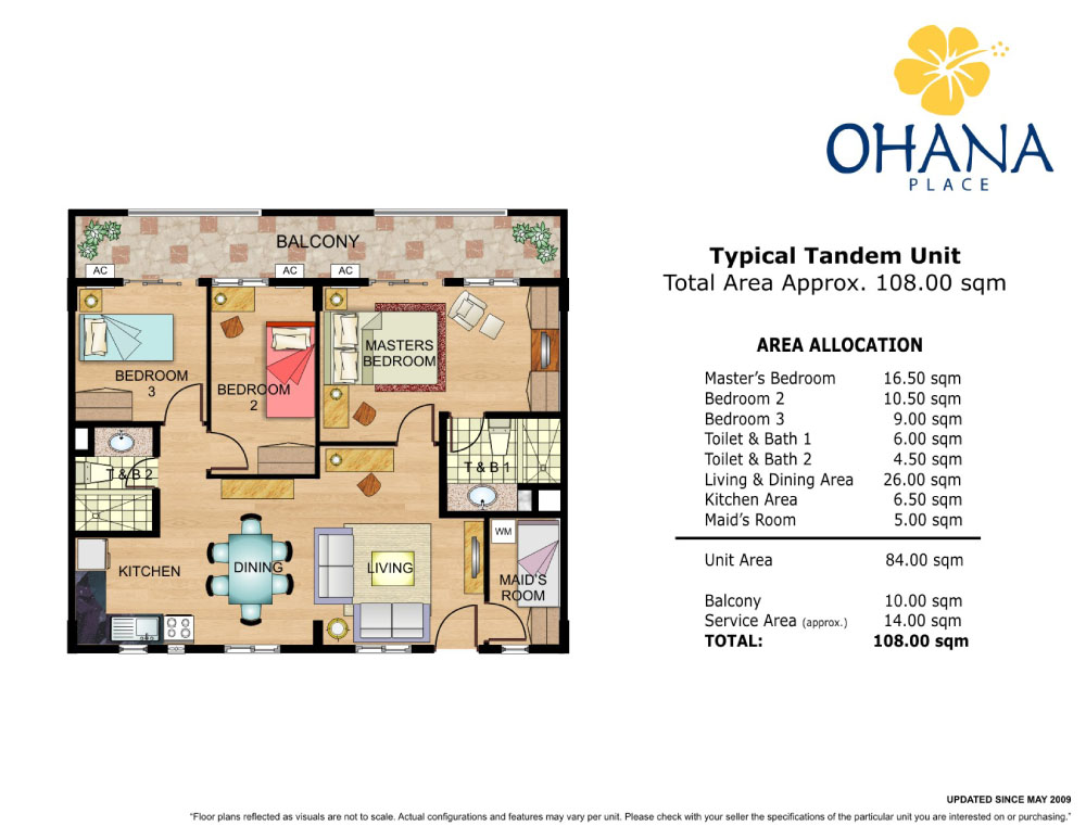 Condo sale at ohana place condominiums floor plans Place builders floor plans