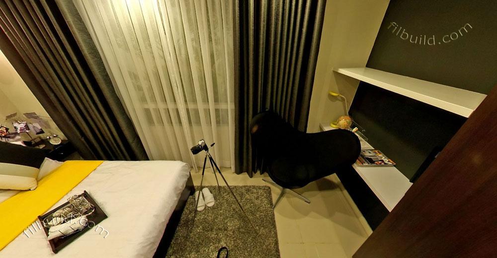 1 Bedroom Unit Floor Plans