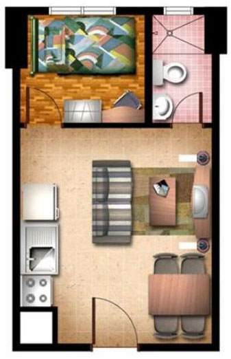 Floor plan for 3 bedroom house philippines joy studio for Condo house plans