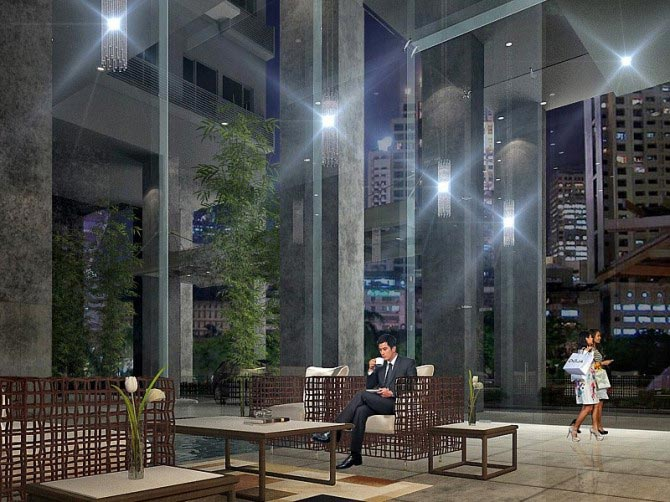 Makati real estate condos for sale at signa designer residences by robinsons land Robinson s home furniture philippines