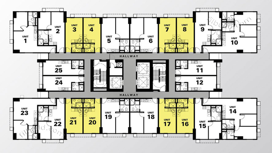 Condo sale at avida towers centera floor plans finishes for Condominium floor plan