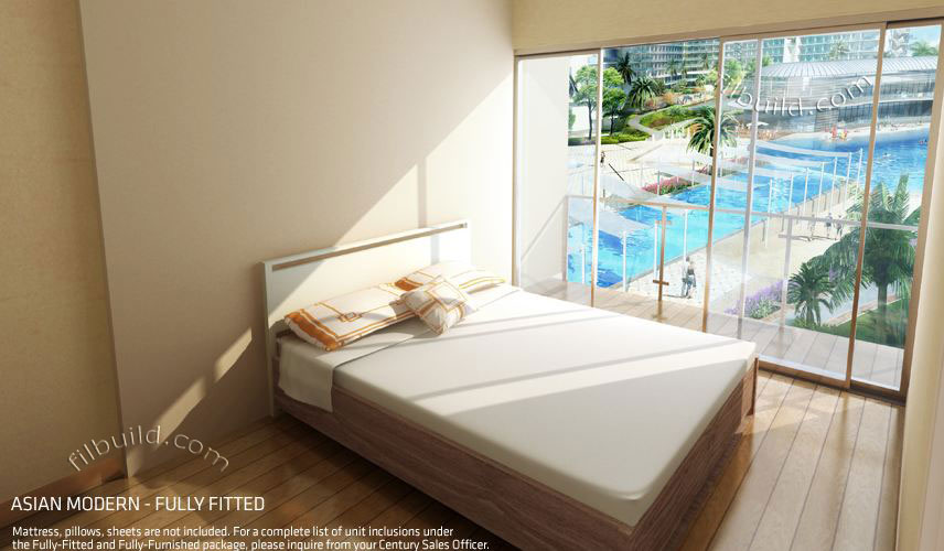 Condo sale at azure condominium unit interior design for Condo interior design philippines